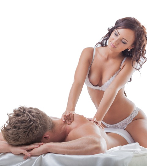 Massage ultra sensuel